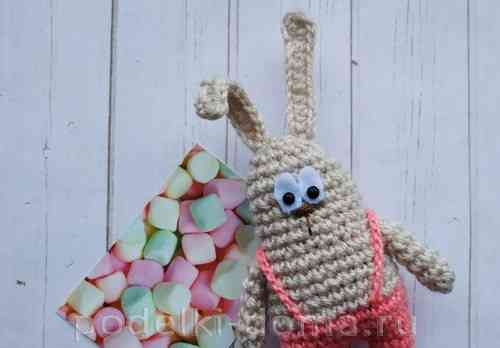 Knitted Bunnies (Crochet)